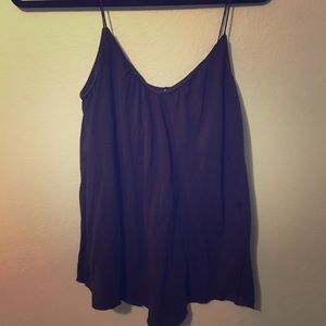 Simple black Brandy Melville Cami Tank